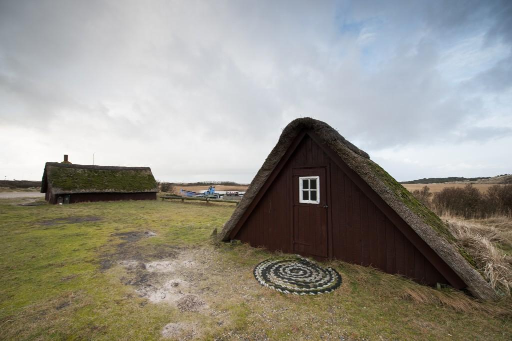 Fiskerhusene ved Nymindegab