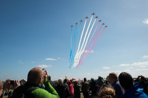 Airshow Red Arrows